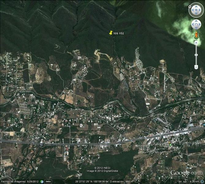 Foto Terreno en Venta en  Los Rodriguez,  Santiago   Terreno en venta en Santiago Nuevo Leon Los Rodriguez 15.8 hectáreas