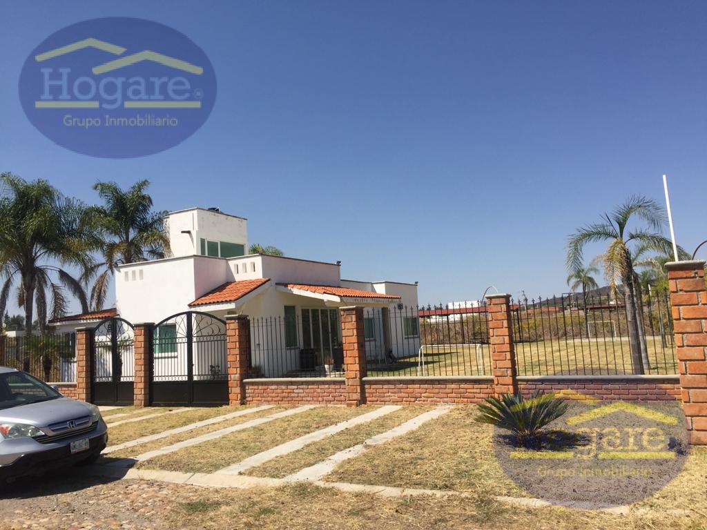 Casa en Renta en Santuario de Santa Rita, Carr. León - Cuerámaro, Gto.