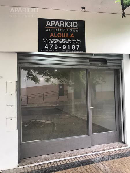 Foto Local en Alquiler en  La Plata ,  G.B.A. Zona Sur  27 entre 60 y 61