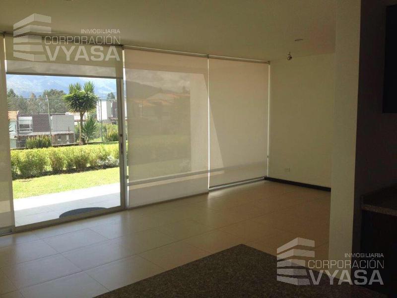Foto Departamento en Venta | Alquiler en  Cumbayá,  Quito  Cumbayá - Santa Lucia, Departamento de venta 150m2 más 50m2 de jardín o porche