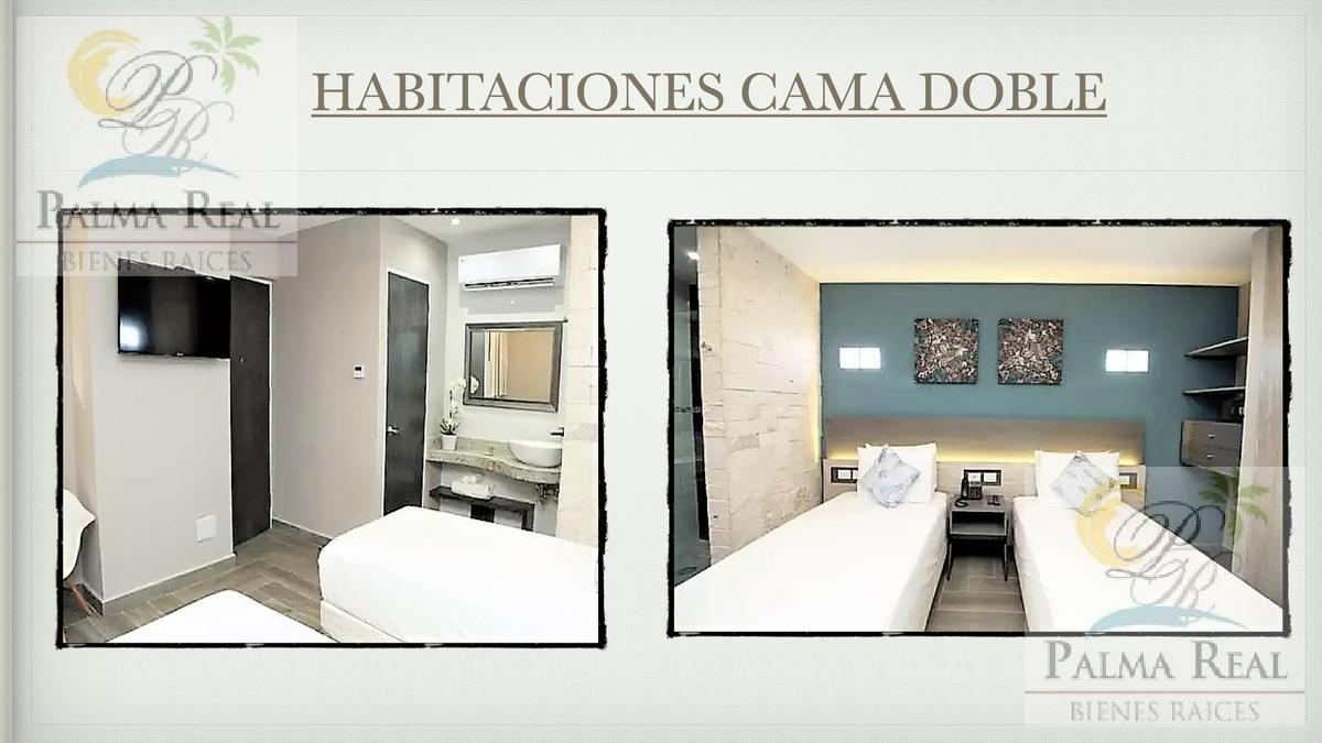 Foto Local en Venta en  Solidaridad,  Solidaridad  37 HABITACIONES-HOTEL BOUTIQUE A PASOS DE LA PLAYA