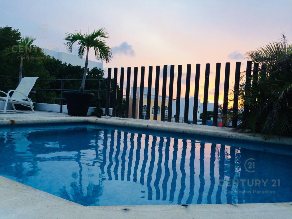 Foto Departamento en Renta en  Playa del Carmen ,  Quintana Roo  DEPARTAMENTO PLANTA BAJA 2 HAB CENTRO PLAYA DEL CARMEN C2584