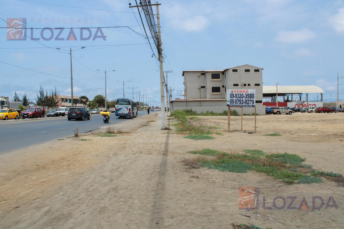 Foto Terreno en Venta en  Salinas ,  Santa Elena  Vendo Terreno en Salinas Via Principal