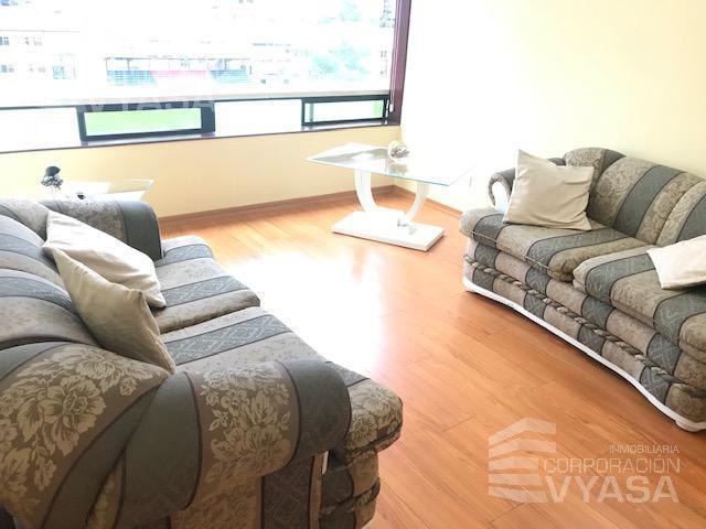 Foto Departamento en Alquiler en  La Carolina,  Quito  República del Salvador - Portugal, suite de renta 50 m2