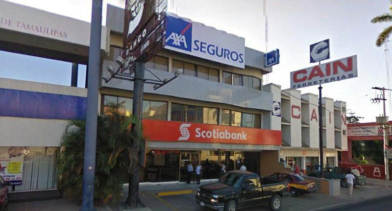 Foto Oficina en Renta en  Guadalupe,  Tampico  ELO-384 EN AV. HIDALGO OFICINA 100m2 PLANTA ALTA COL. GUADALUPE