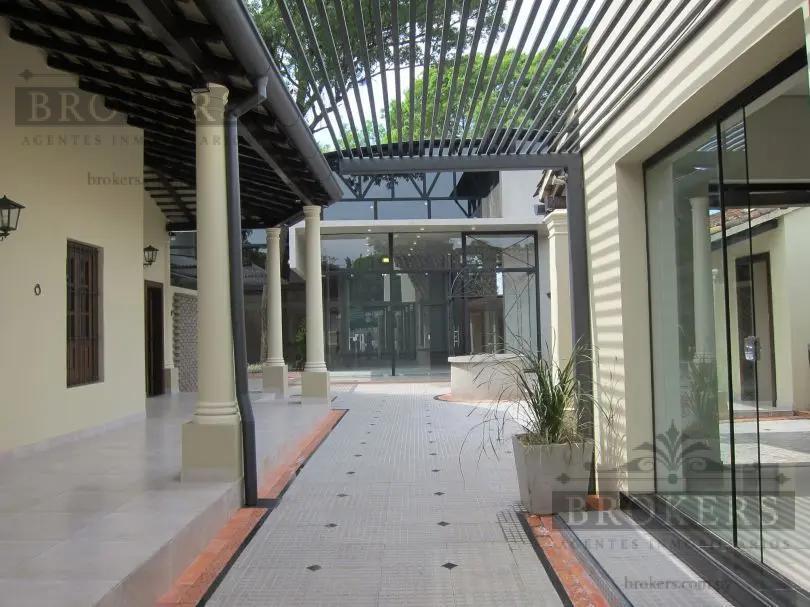 Foto Edificio Comercial en Alquiler en  Luque,  Luque  ALQUILO GALERIA DE 524 M2 EN LUQUE