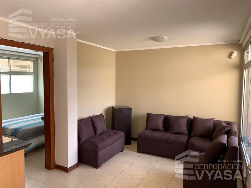 Foto Departamento en Alquiler en  Cumbayá,  Quito  Cumbayá - Cerca a La Usfq, Exclusiva Suite de 40 m² Amoblada en Renta