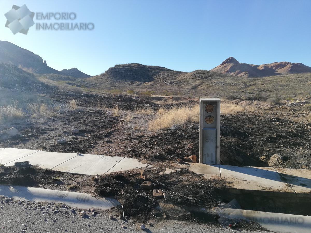 Foto Terreno en Venta en  Fraccionamiento Praderas de León,  Chihuahua  Terrenos Venta Paseo de los Leones $240,000 Gabdom ECA1