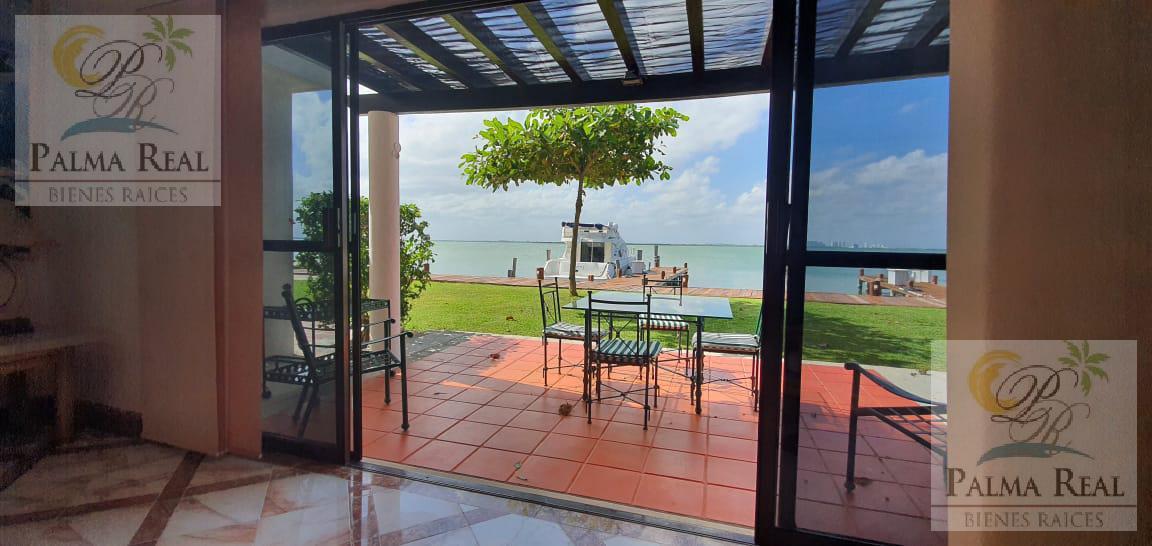 Foto Casa en Renta en  Zona Hotelera,  Cancún  AMPLIA VILLA CON VISTA A LA LAGUNA