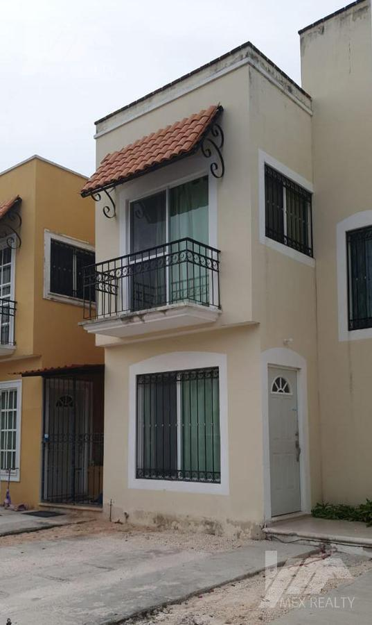 Foto Casa en Renta en  Cancún,  Benito Juárez  CASA EN RENTA, GRAN SANTA FE II, CANCUN, Q. ROO, CLAVE BLAN102020,