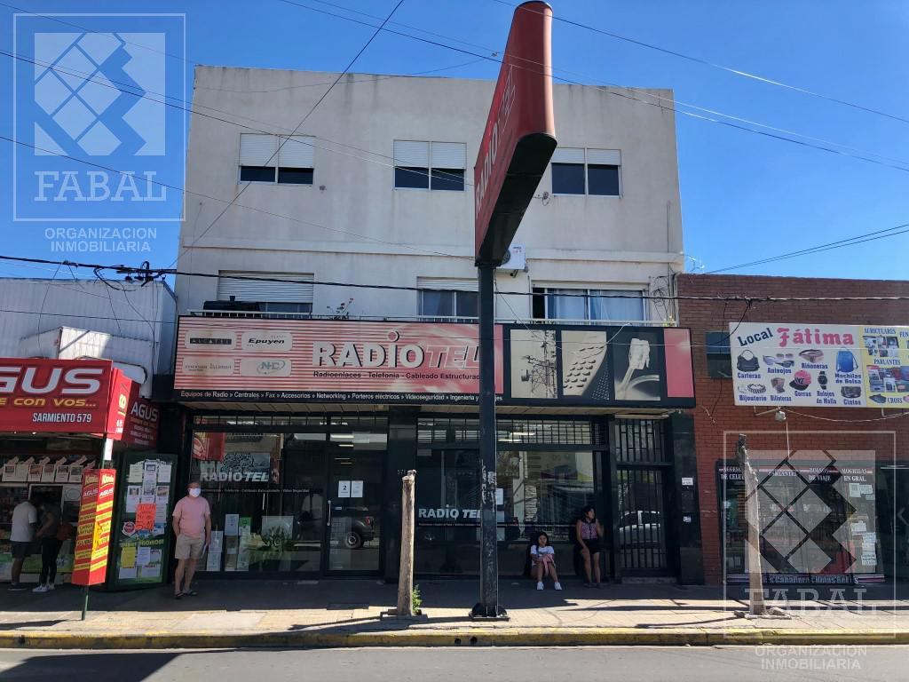 Foto Departamento en Alquiler en  Área Centro Sur,  Capital  Sarmiento 571
