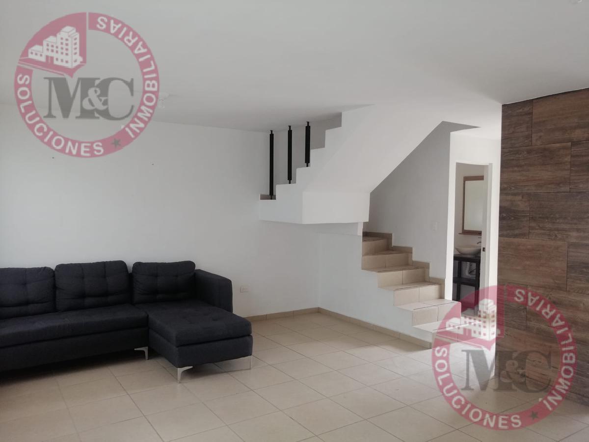 Foto Casa en Renta en  Condominio Fuentes del Lago,  Aguascalientes  LAGO BALJASH FUENTES DEL LAGO CASA EN RENTA
