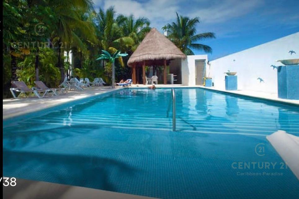 Foto Departamento en Renta en  Playa del Carmen ,  Quintana Roo  Se renta bonito departamento 2 recámaras en la Av.  CTM a una cuadra de la Playa, Playa del Carmen  P2887