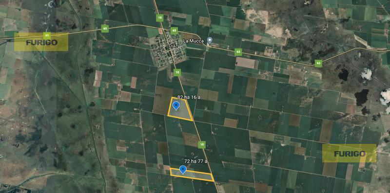 Foto Campo en Venta en  Diaz,  San Jeronimo  Zona Rural