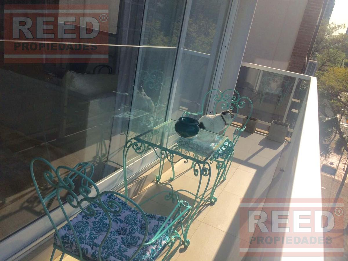 Foto Departamento en Venta | Alquiler en  Mart.-Vias/Santa Fe,  Martinez  Vicente Lopez al 100