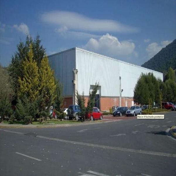 Foto Nave Industrial en Renta en  San Nicolás Tlazala,  Capulhuac  NAVE D-1 EN COMPLEJO INDUSTRIAL TLAZALA