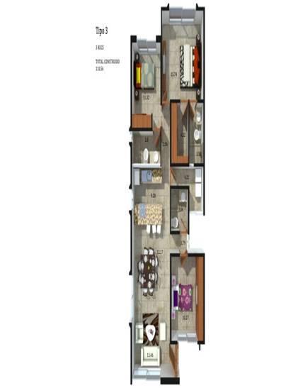 Lagos del Sol Apartment for Sale scene image 6