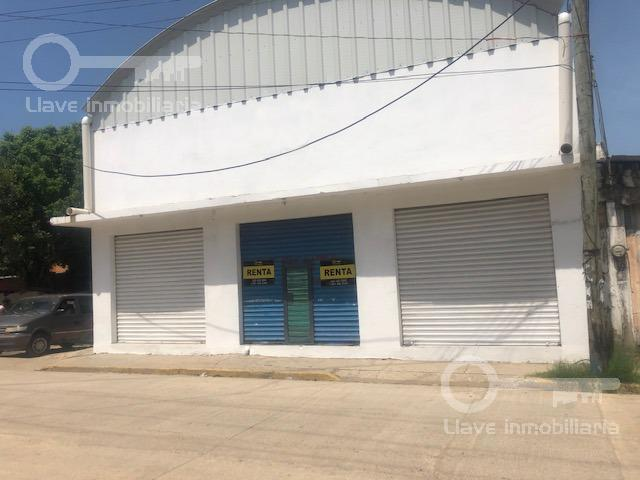 Foto Local en Renta en  Lomas de Barrillas,  Coatzacoalcos  Local en Renta, San Martín, Col. Lomas de Barrillas