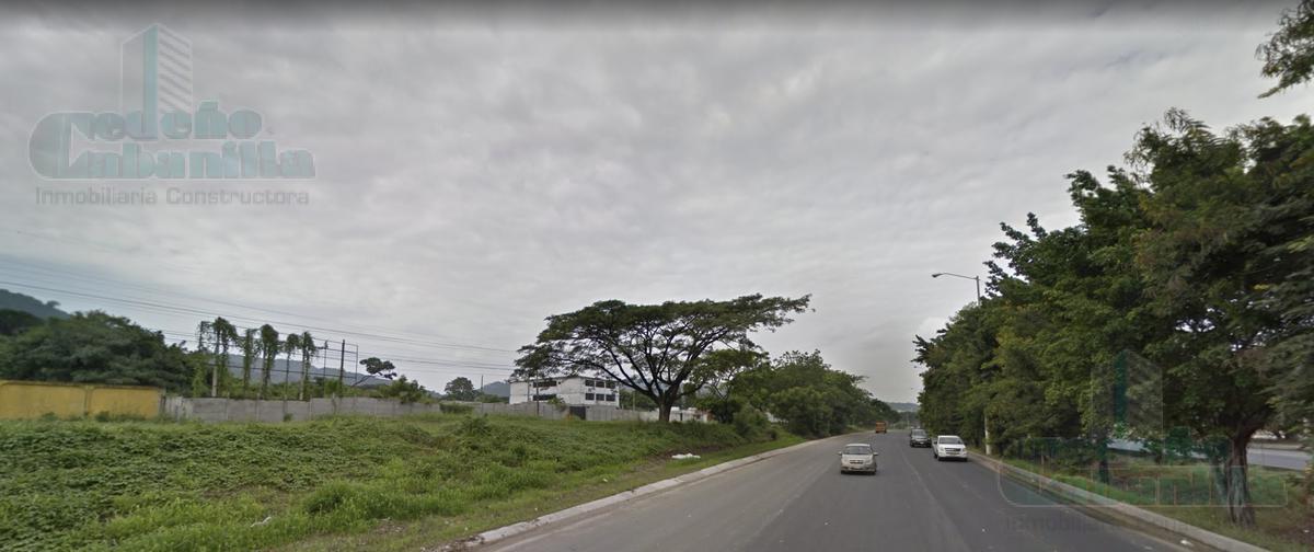 Foto Terreno en Venta |  en  Vía a la Costa,  Guayaquil  VENTA DE TERRENO COMERCIAL A DOS CALLES, VIA A LA COSTA