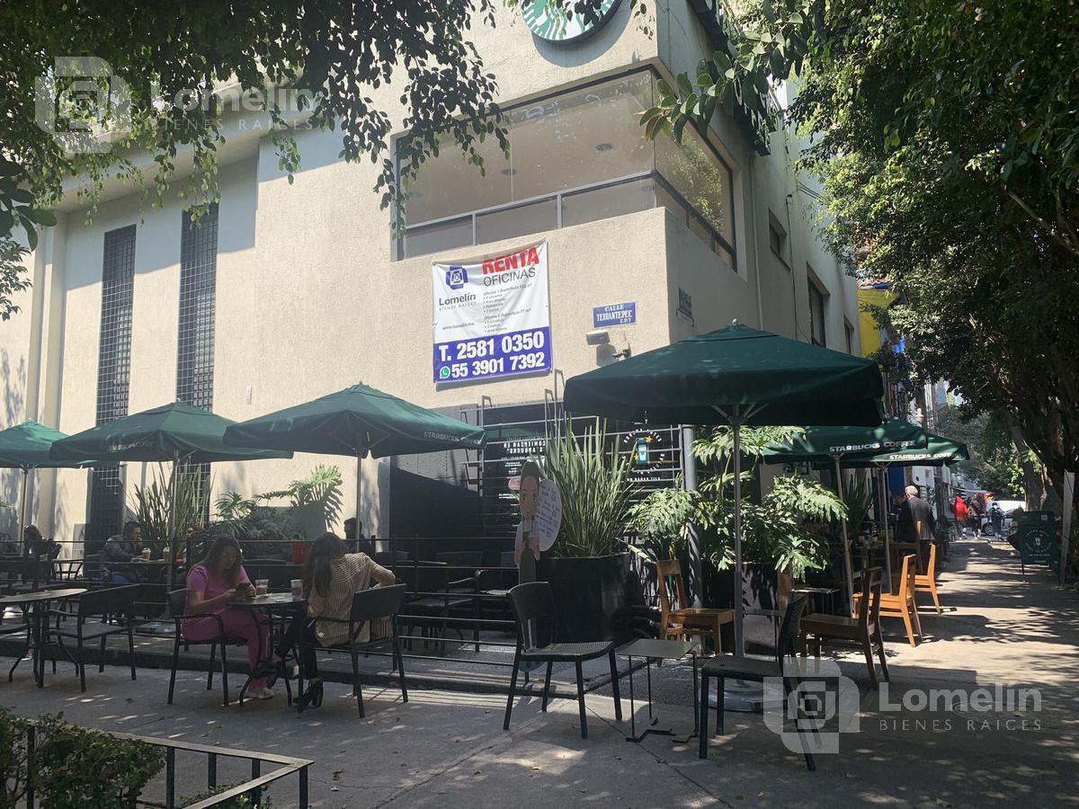 Foto Oficina en Renta en  Roma Sur,  Cuauhtémoc  ROMA SUR - CONSULTORIOS - OFICINAS EN RENTA  - TUXPAN ESQUINA TEHUANTEPEC - USO DE SUELO - OPORTUNIDAD!!