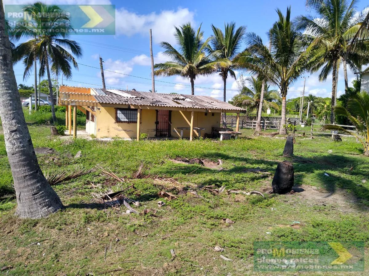 Foto Casa en Venta en  Tecolutla ,  Veracruz  CASA RUSTICA EN VENTA, CASITAS-COSTA ESMERALDA, VERACRUZ
