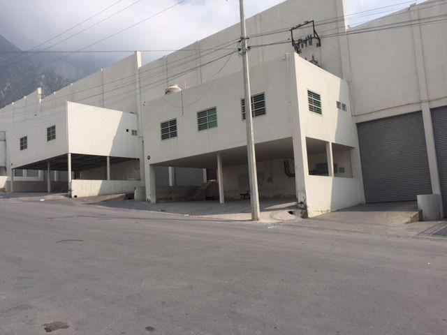 Foto Bodega Industrial en Renta en  Santa Catarina ,  Nuevo León  BODEGA EN RENTA EN SANTA CATARINA