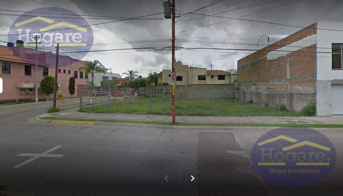 Terreno en renta en  esquina en zona norte León Gto
