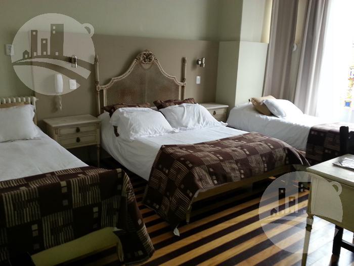 Foto Hotel en Venta en  Centro (Montevideo),  Montevideo  Hotel 27 hab. 2*