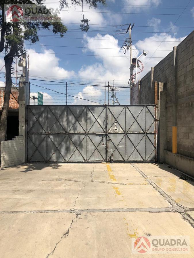 Foto Bodega Industrial en Renta en  Puebla ,  Puebla  Bodega en Renta Calzada  Ignacio Zaragoza Puebla