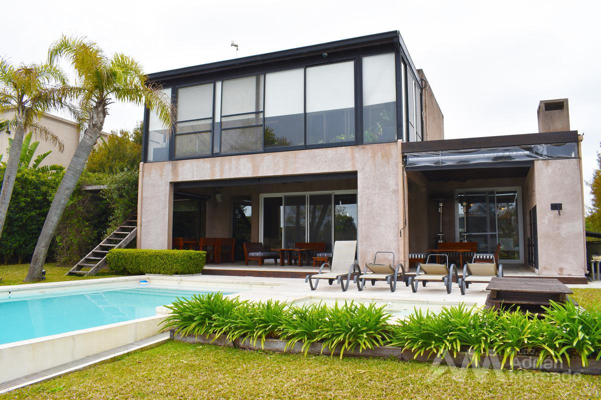 Foto Casa en Alquiler en  Albanueva,  Countries/B.Cerrado (Tigre)  Av. Sta. María de las Conchas 4249, Rincón de Milberg