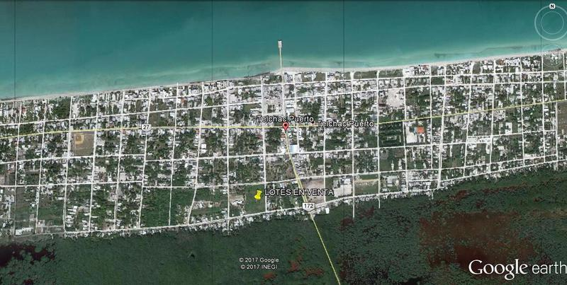 Foto Terreno en Venta en  Telchac Puerto ,  Yucatán  ¡Oportunidad de inversión! Terrenos en venta en Telchac Puerto
