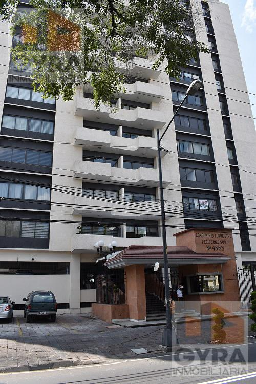 Foto Departamento en Renta en  Tlalpan ,  Distrito Federal  Periférico Sur 4863-601, Colonia Arenal Tepepan